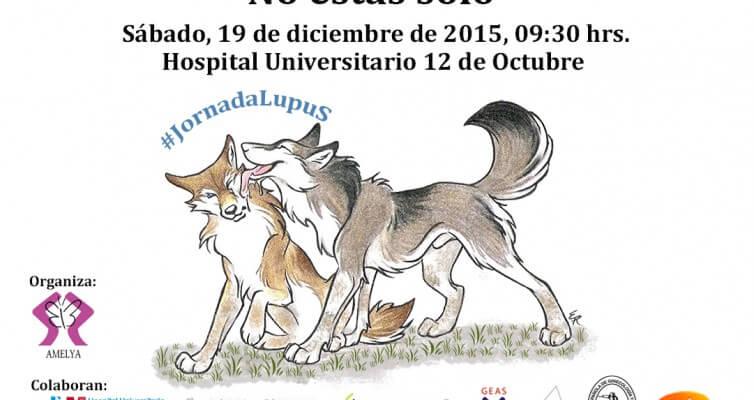 #JornadaLupus de la Asociación Madrileña de Lupus